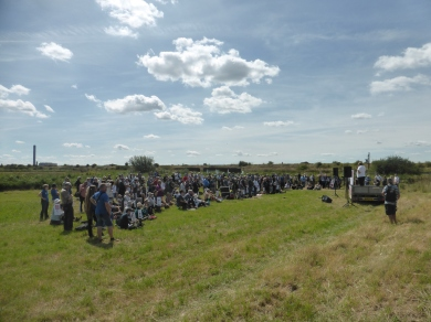 Rainham Marshes Event